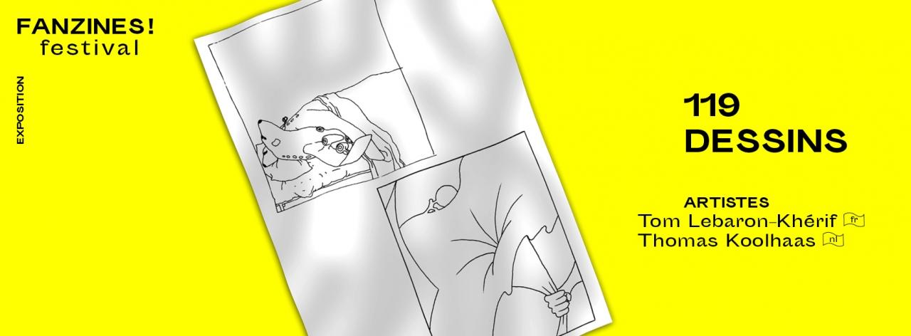 LeMégot éditions 119 dessins